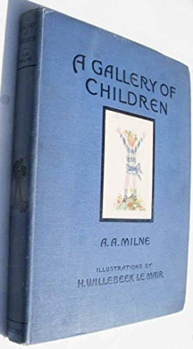 A Gallery of children, illustrated by Le Mair