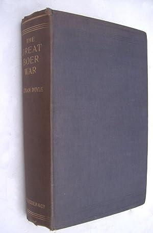 The Great Boer War: Arthur Conan Doyle