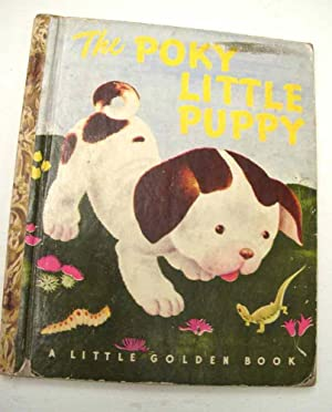 The Poky Little Puppy-A Little Golden Book