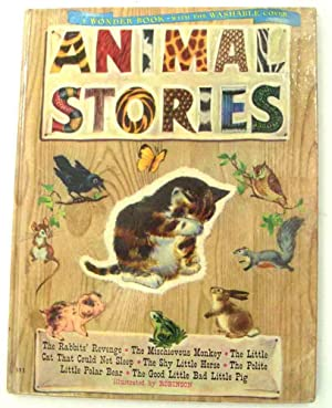 Wonder book - animal Stories