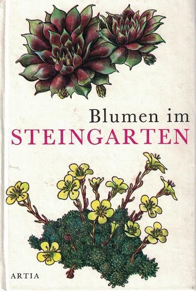 blumen im steingarten von böhm - ZVAB