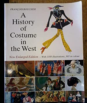 A History of Costume in the West: Boucher, Francois with