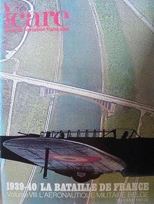 ICARE, revue de l'aviation française n° 76: Revue Icare
