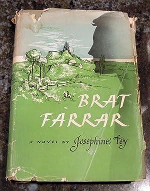 Brat Farrar: Tey, Josephine (Elizabeth Mackintosh)