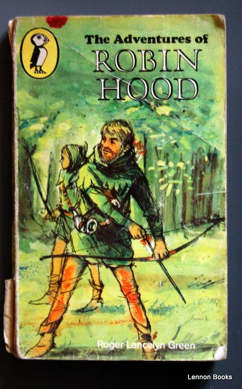 Adventures Of Robin Hood Book