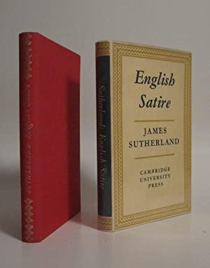 English Satire: SUTHERLAND, JAMES