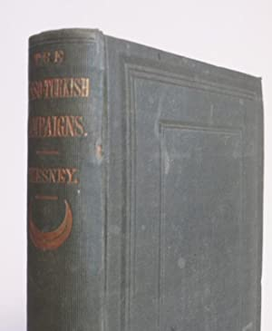 The Russo-Turkish Campaigns of 1828 and 1829: Chesney, Colonel