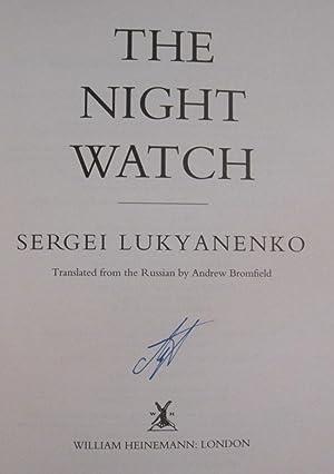 The Night Watch: Lukyanenko, Sergei