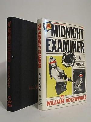 The Midnight Examiner: KOTZWINKLE, WILLIAM