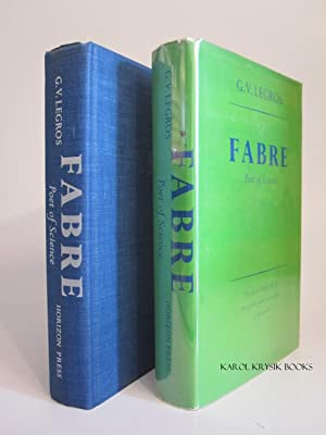 Fabre, Poet of Science: Legros, Dr. C. V.