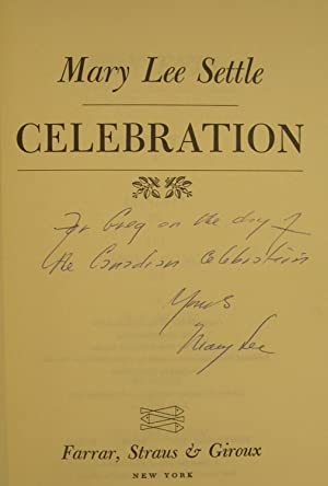 Celebration: SETTLE, MARY LEE