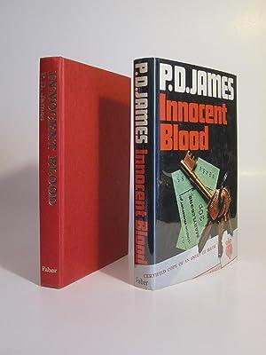 Innocent Blood: James, P. D.