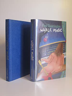 Whale Music: QUARRINGTON, PETER