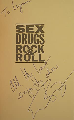 Sex, Drugs, Rock and Roll: Bogosian, Eric