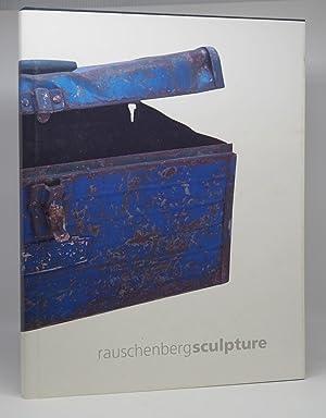 Rauschenberg Sculpture (Signed): Rauschenberg, Robert