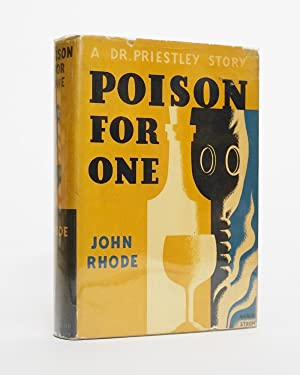 Poison For One. A Dr. Priestley Story