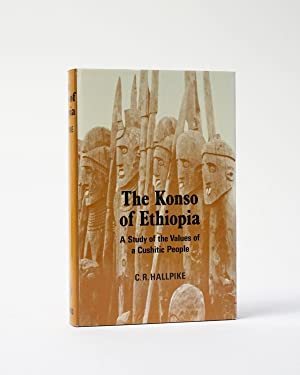 The Konso of Ethiopia. A Study of the Values of a Cushitic People