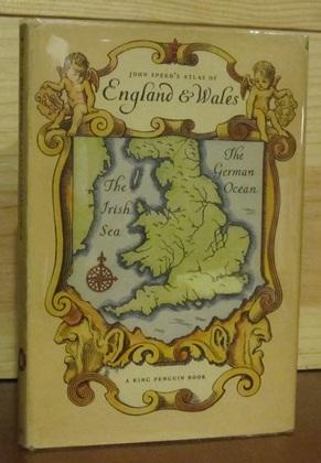 John Speed's Atlas of England & Wales: Taylor, E. G. R.