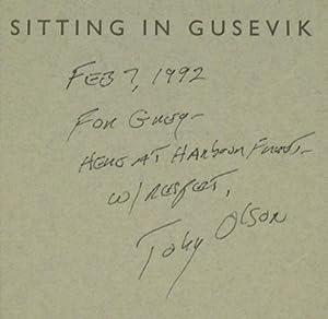 Sitting In Gusevik: OLSON, TOBY