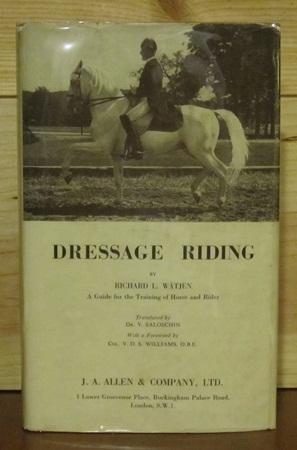 Dressage Riding: WATJEN, RICHARD L.