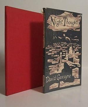 Night Thoughts: GASCOYNE, DAVID