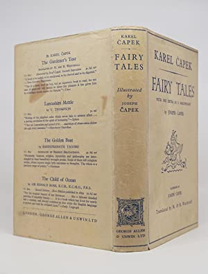 Fairy Tales with One Extra as a Makeweight: CAPEK, KAREL