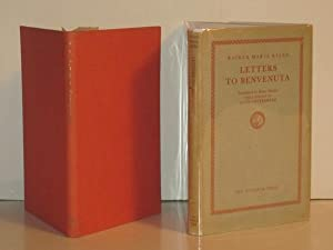 Letters to Benvenuta: RILKE, RAINER MARIA