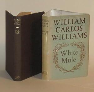 White Mule: WILLIAMS, WILLIAM CARLOS
