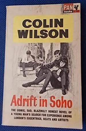 Adrift in Soho: Wilson, Colin