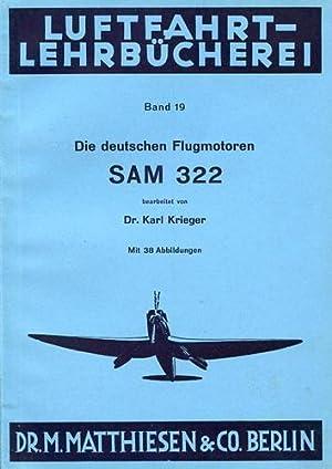 Luftfahrt Lehrbücherei - Band 19, Die deutschen: Krieger, Karl (Dr.)