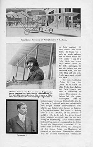 Illustrierte Aeronautische Mitteilungen 1909 - 26. Heft,