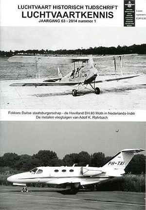 De metalen vliegtuigen van Adolf K. Rohrbach,: Staalman, G.J.