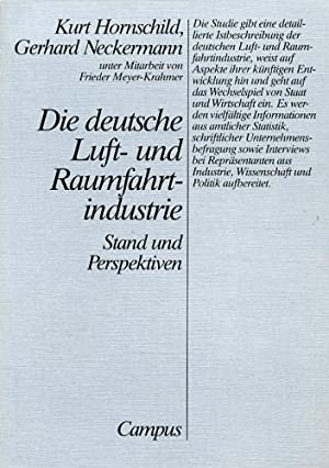 Die deutsche Luft- und Raumfahrt-Industrie, Stad und: Hornschild, Kurt -