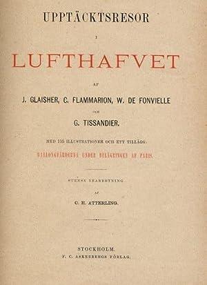 Upptäcktsresor I Lufthafvet,: Glaisher, Flammarion, de