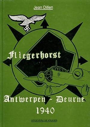 Fliegerhorst Antwerpen-Deurne 1940,: Dillen, Jean