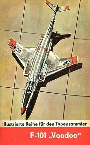 """McDonnell F-101 """"Voodoo"""",: Schreiber, Eckhard"""