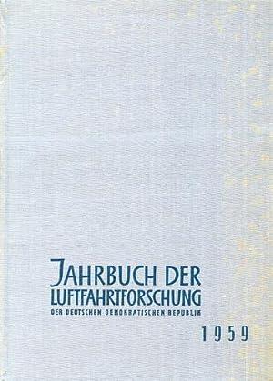 Jahrbuch der Luftfahrtforschung der Deutschen Demokratischen Republik
