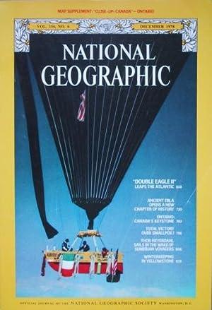 "National Geographic 1978 - 12, ""Double Eagle: Abruzzo, Ben L."