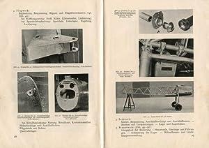 Die Wartung des Flugzeuges, Luftfahrt-Lehrbücherei Band 1: Spremberg, Paul -