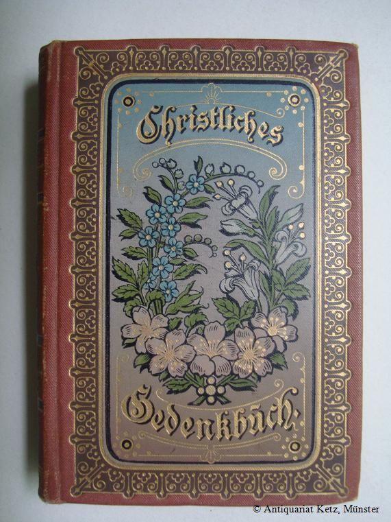 Christliches Gedenkbuch.