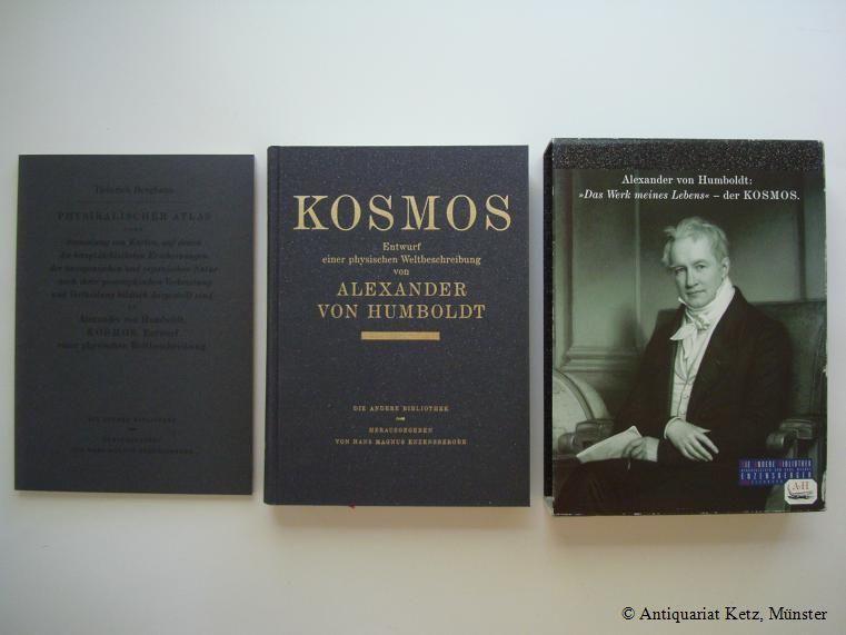 2 Bände: (1) Alexander von Humboldt: Kosmos.: Humboldt, Alexander von,