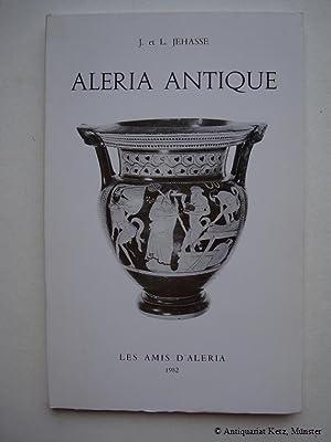 Aléria antique Edition refondue.: Jehasse, Jean et