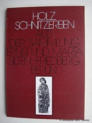 Holzschnitzereien aus der Sammlung Ernst und Marta: Pechstein, Klaus: