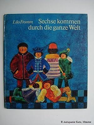 Sechse kommen durch die ganze Welt, Ein: Brüder Grimm und