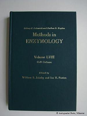 Methods in Enzymology. Volume LVIII (58). Cell: Jakoby, William B.,