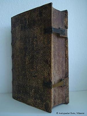 Biblia, Das ist: Die gantze Heil. Schrifft: Luther, Martin, Christian