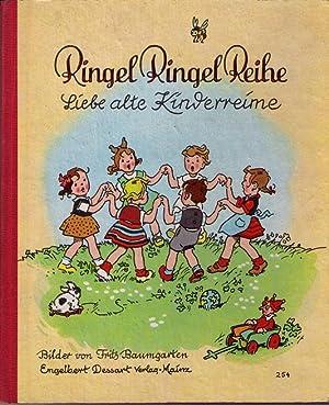 Ringel Ringel Reihe. Liebe alte Kinderreime.
