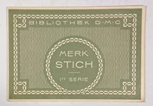 Merk Stich 1te Serie - Bibliothek D.M.C