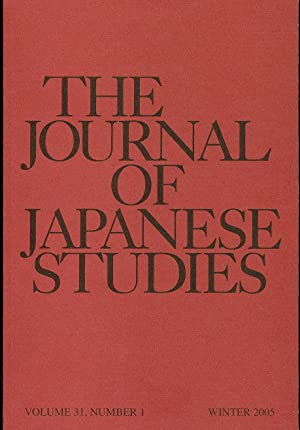 The Journal of Japanese Studies (Winter, 2005): Anchordoguy, Marie and