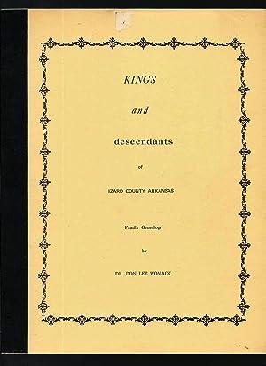 Kings and Descendants of Izard County Arkansas Family Genealogy: Womack, Dr. Don Lee